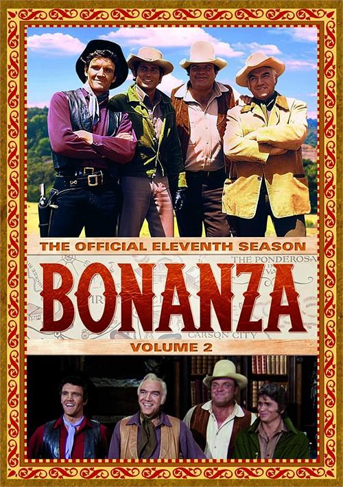 Bonanza: The Official Eleventh Season, Volume 2