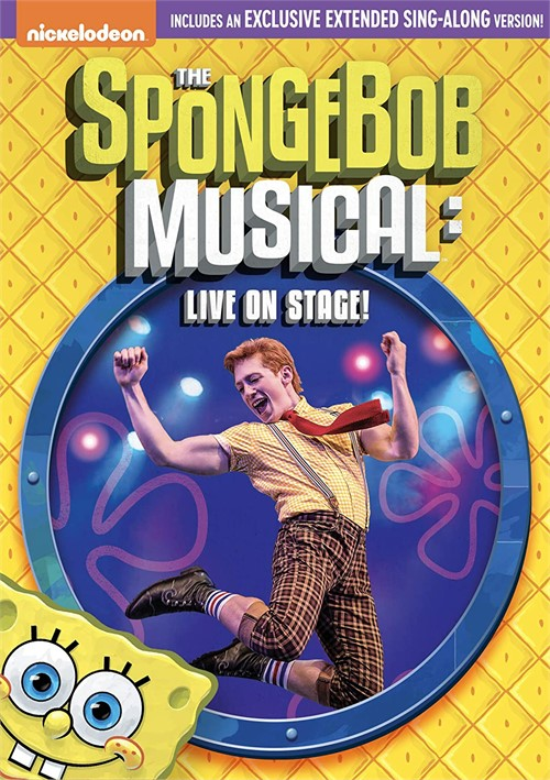 Spongebob Squarepants-The Spongebob Musical Live on Stage!