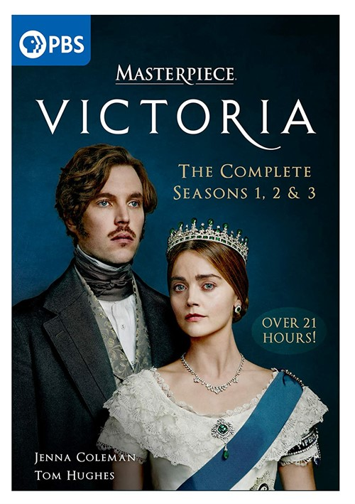 Masterpiece: Victoria - The Complete Seasons 1, 2 & 3