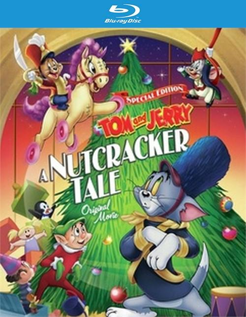 Tom & Jerry: Nutcracker Tale (Special Edition Blu-ray)