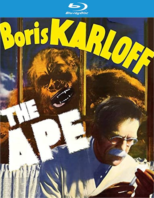 Ape, The (1940) (Blu-ray)