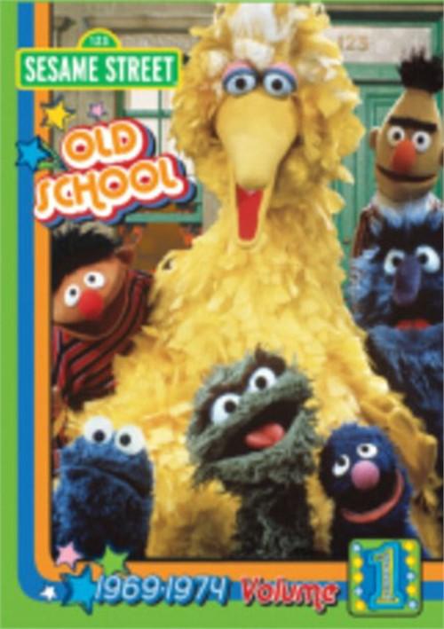 Sesame Street: Old School Volume 1 (1969-1974)
