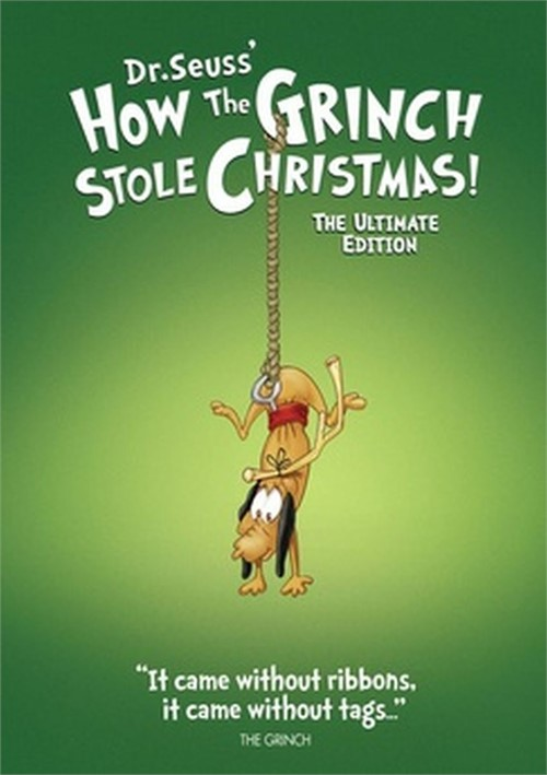 How the Grinch Stole Christmas: Ultimate Edition