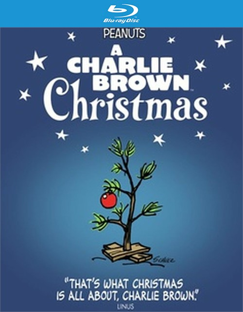 Charlie Brown Christmas: 50th Anniversary Deluxe Edition, A (Blu-ray)