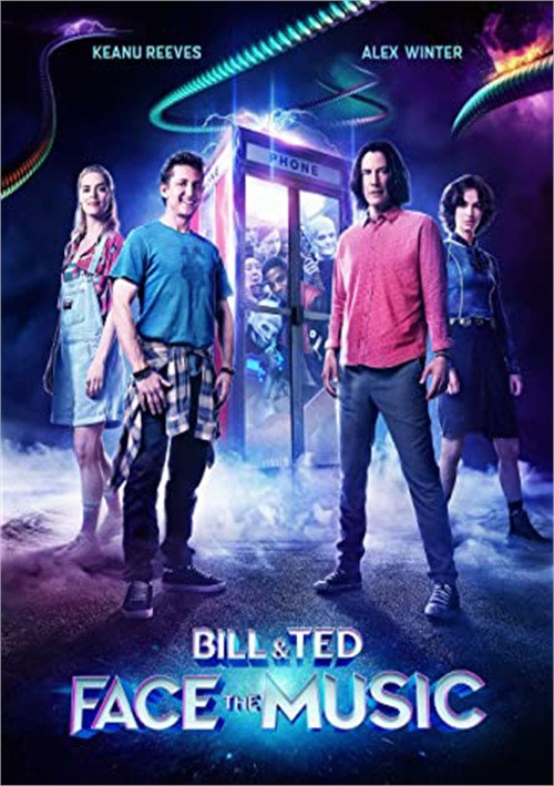 Bill & Ted Face the Music (DVD+Digital)