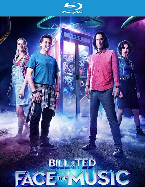 Bill & Ted Face the Music (Blu-ray+Digital)