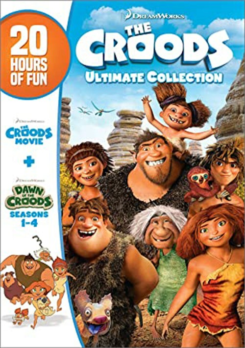 Croods Ultimate Collection, The