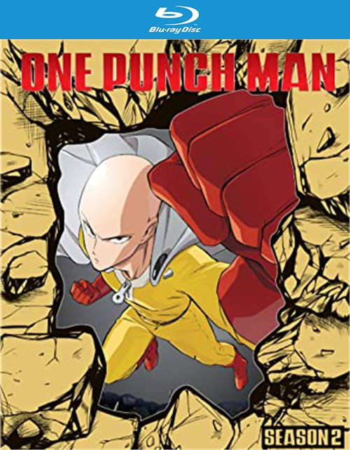 One Man Punch: Season 2 (Blu-ray)