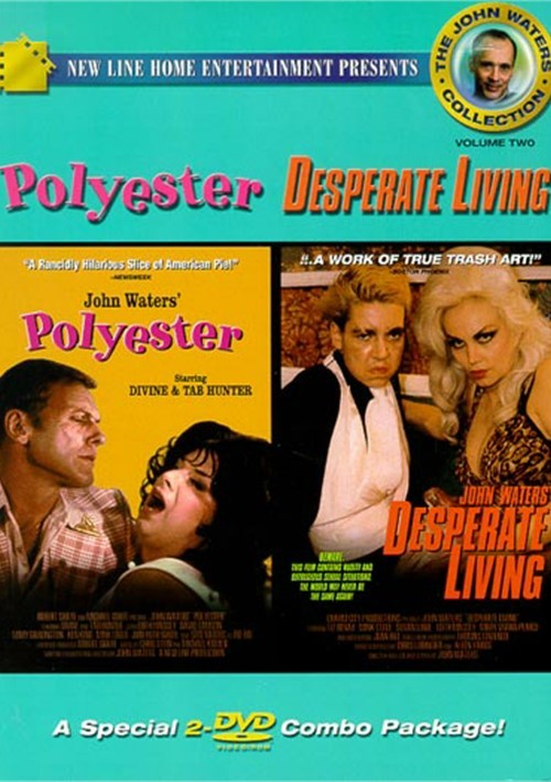 Polyester/ Desperate Living: The John Waters Collection - Volume Two