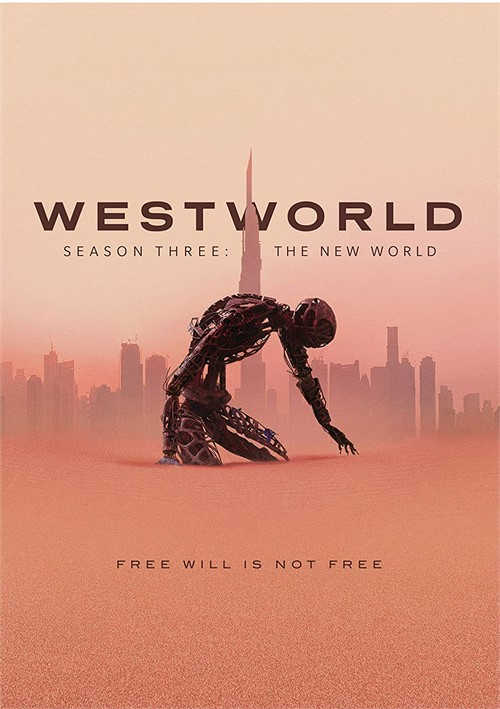 Westworld: The Complete Third Season - The New World