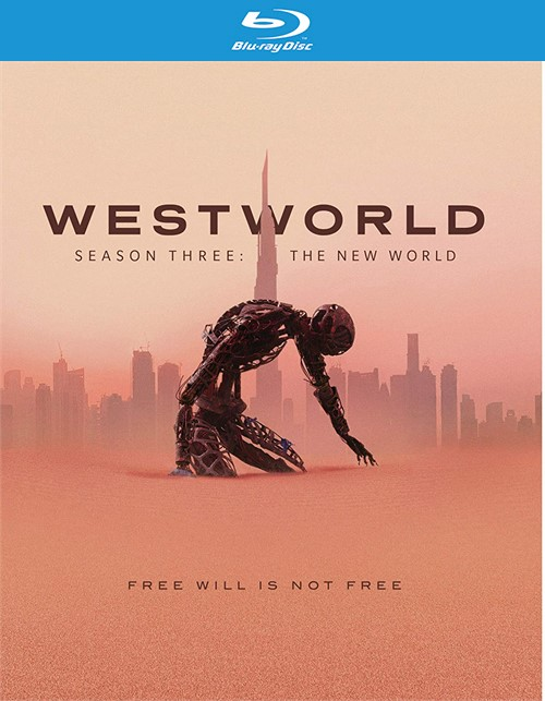Westworld: The Complete Third Season - The New World (Blu-ray + Digital)