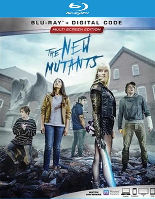 New Mutants (Blu-ray + Digital)