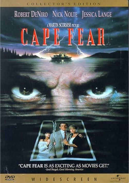 Cape Fear: Collectors Edition (1991)