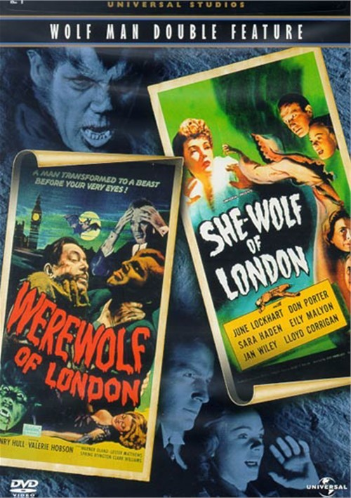Werewolf Of London/ She-Wolf Of London (Double Feature)