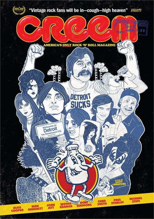 Creem: Americas Only Rock n Roll Magazine