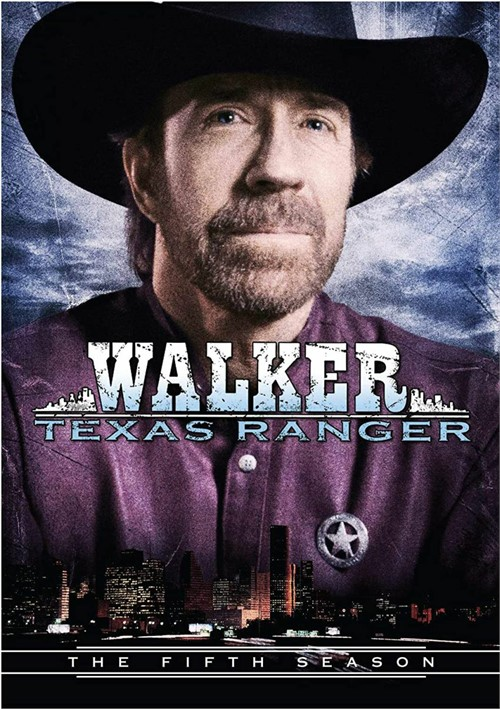 Walker Texas Ranger Season 5
