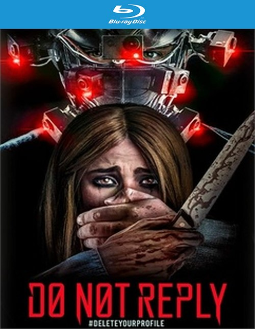 Do Not Reply (Blu ray)