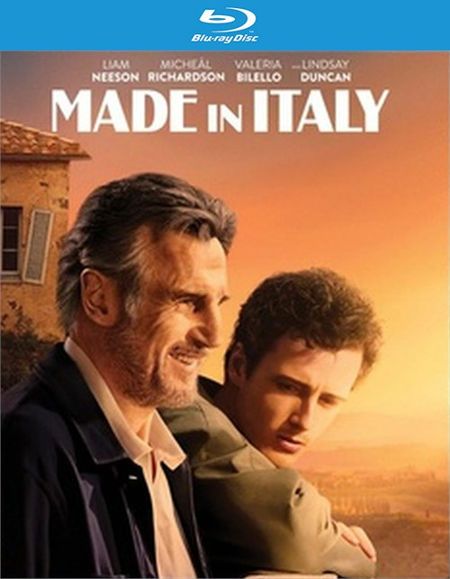 Made in Italy (Blu ray)