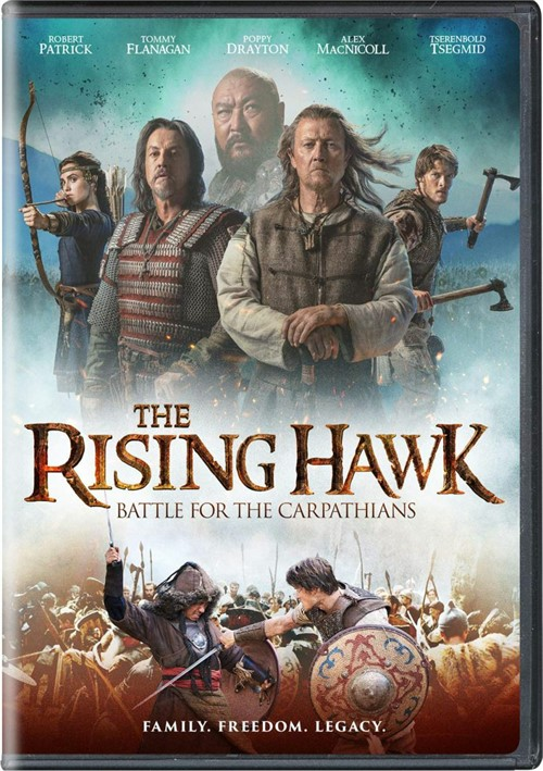 The Rising Hawk: Battle for the Carpathians (DVD)