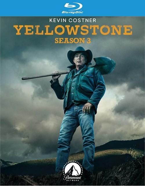 Yellowstone: Season Three (Blu ray)