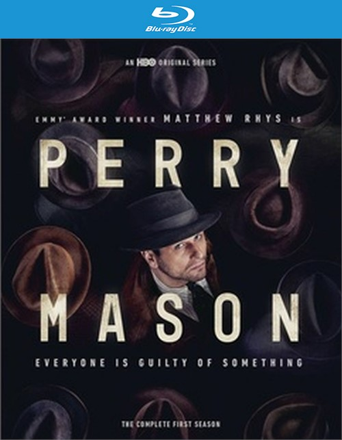 Perry Mason: The Complete First Season (Blu-ray)