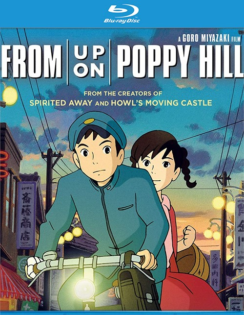 From Up On Poppy Hill (Blu ray)