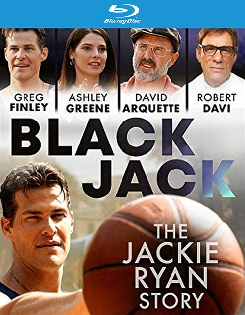Blackjack: The Jackie Ryan Story (Blu ray)