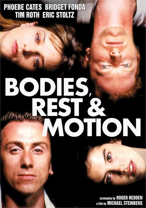 Bodies, Rest & Motion (DVD)