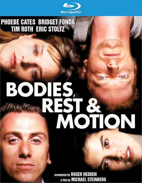 Bodies, Rest & Motion (Blu ray)