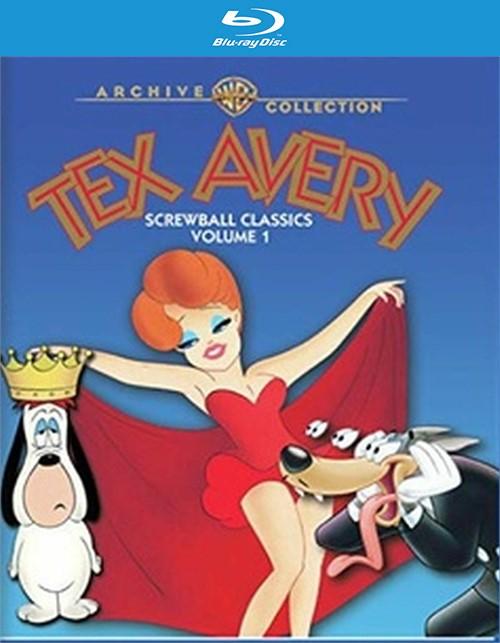 Tex Avery Screwball Classics: Volume 1 (Blu ray)