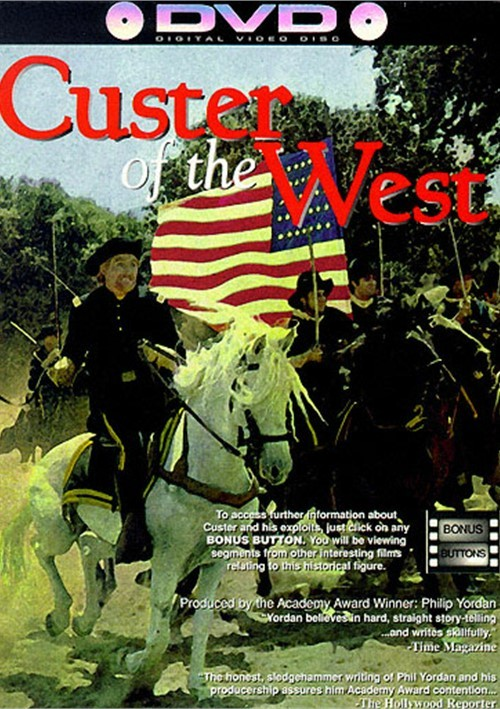 Custer of the West (Simitar)