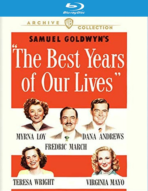 The Best Years of Our Lives (Blu ray)