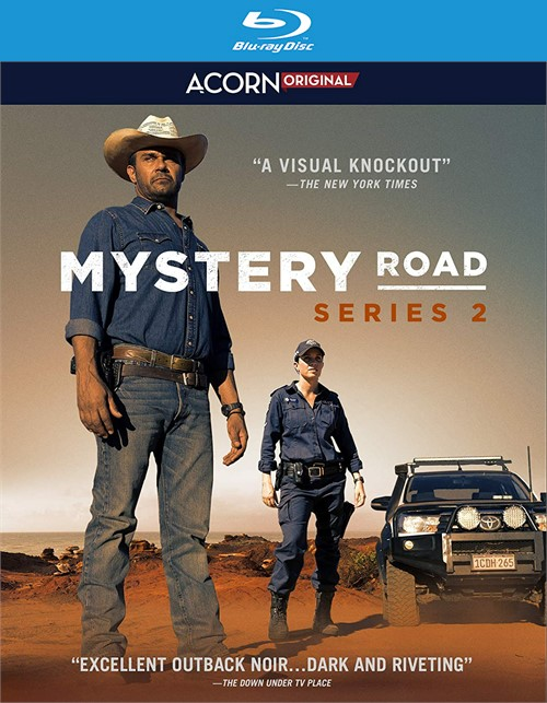 Mystery Road: Series 2 (Blu ray)