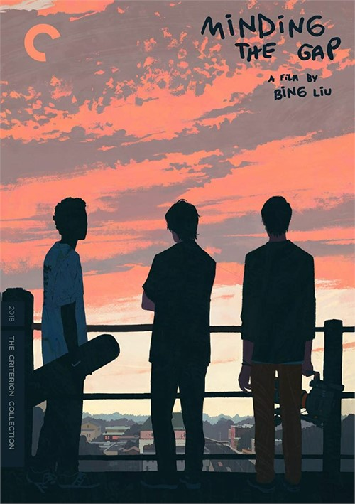 Minding the Gap (The Criterion Collection DVD)