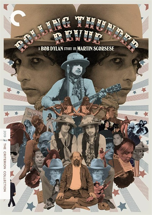 Rolling Thunder Revue: A Bob Dylan Story by Martin Scorsese (The Criterion Collection DVD)