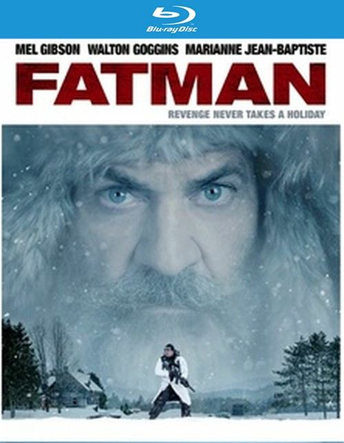Fatman (Blu ray)