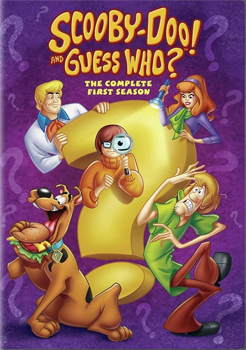 Scooby-Doo and Guess Who?: The Complete First Season