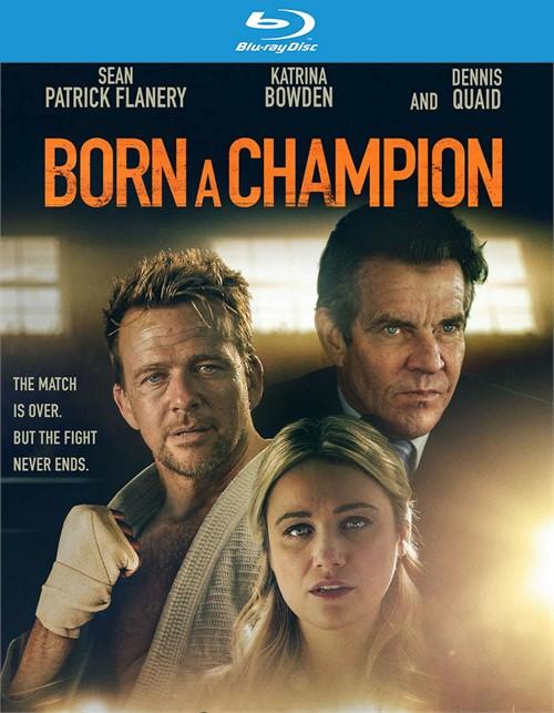 Born A Champion (Blu ray)