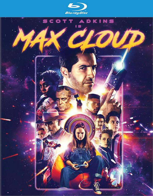 Max Cloud (Blu ray)