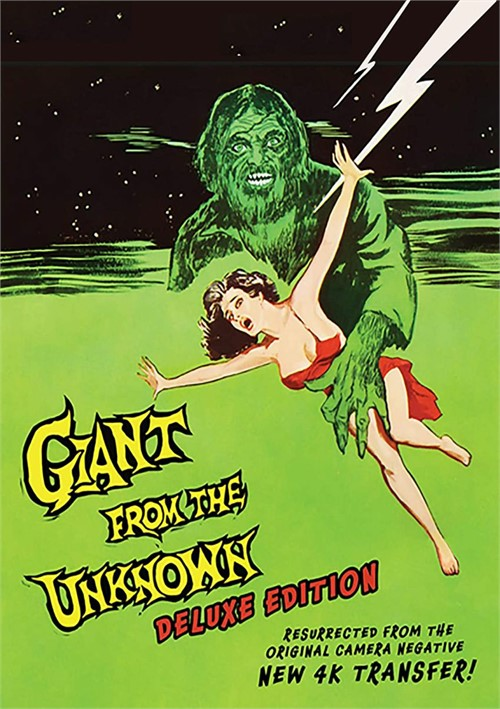 Giant From The Unknown (DVD)