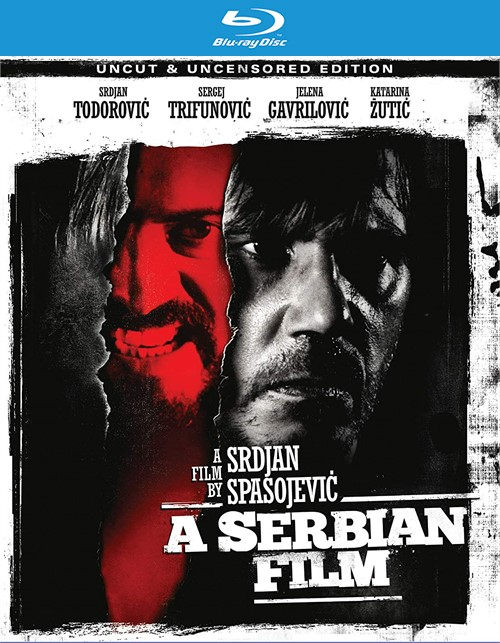 A Serbian Film (Uncut & Uncensored Edition Blu ray)