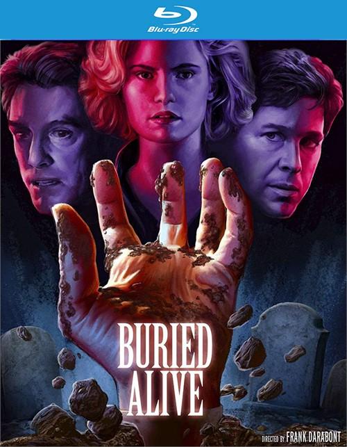 Buried Alive (Blu ray)