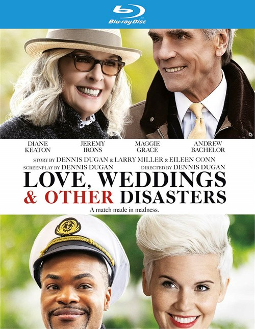 Love, Weddings and Other Disasters (Blu ray)