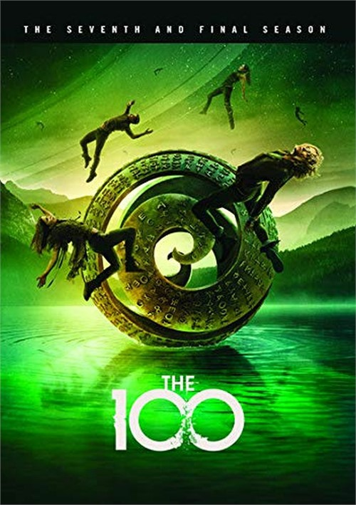 The 100: The Seventh and Final Season (DVD)
