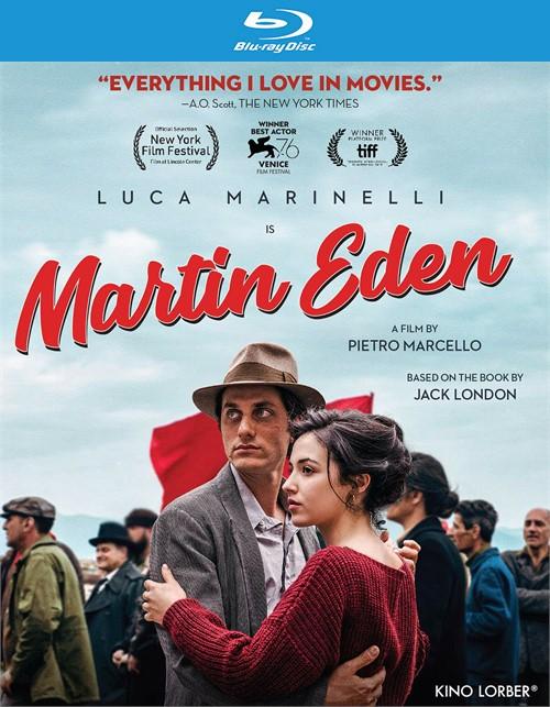 Martin Eden (Blu ray)