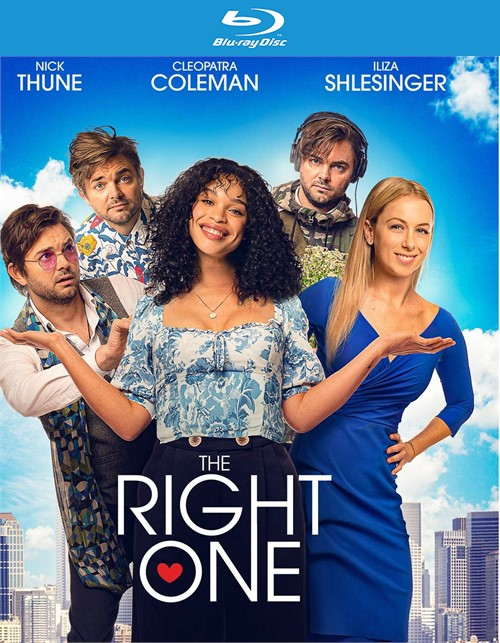 The Right One (Blu ray)
