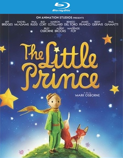 The Little Prince (Blu ray)