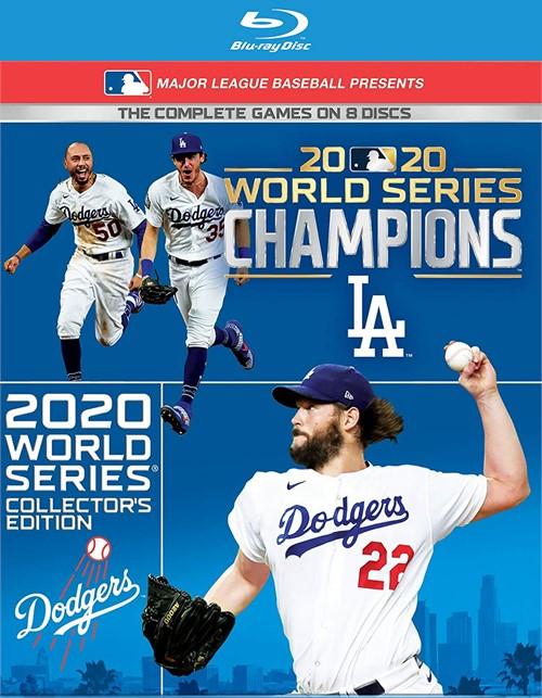 Major League Baseball Presents 2020 World Series: Los Angeles Dodgers (Blu ray)