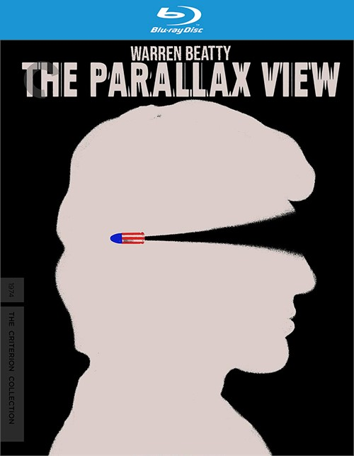 The Parallax View (The Criterion Collection Blu ray)