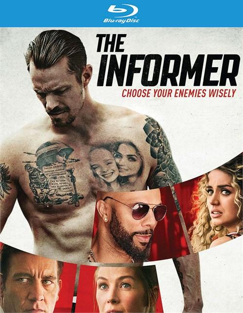 The Informer (Blu ray)